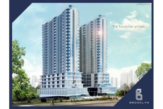 Dijual Apartemen Nyaman Strategis di Brooklyn Tangerang Selatan 12300087
