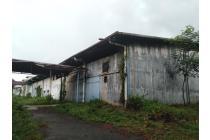 Murah Pabrik di daerah industri Purwakarta dekat pintu Tol Jatiluhur