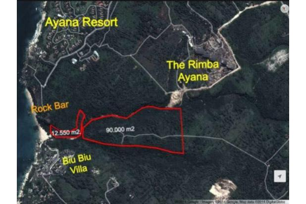 Rp615mily Tanah Dijual