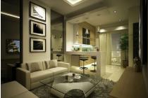 Apartemen Eksklusif Metro Park 2BR Kebon Jeruk