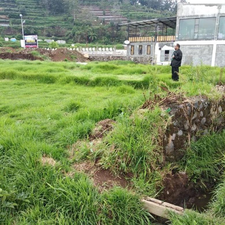 Tanah Luas Strategis Tepi Jalan Di Dieng, Wonosobo