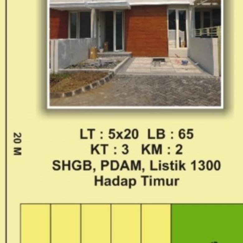 Dijual Rumah Minimalis di Kebraon Surabaya