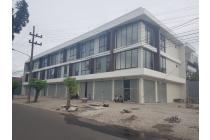 Ruko Manyar Jaya NEW, MINIMALIS, SIAP HUNI 3 Lantai Kawasan Ramai