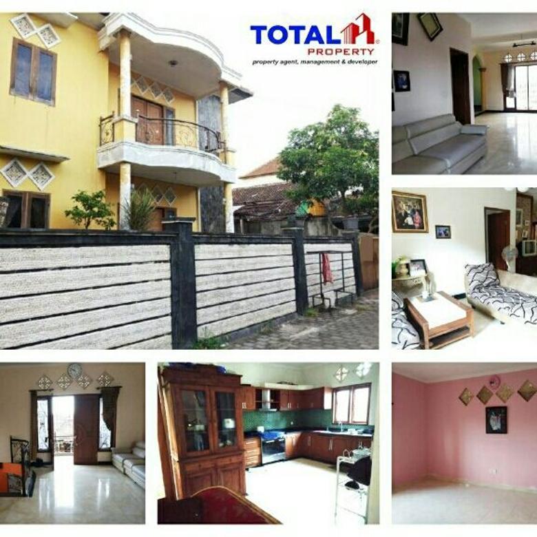 Dijual Rumah 2 Lt type 240/235 di Tukad Balian, Renon