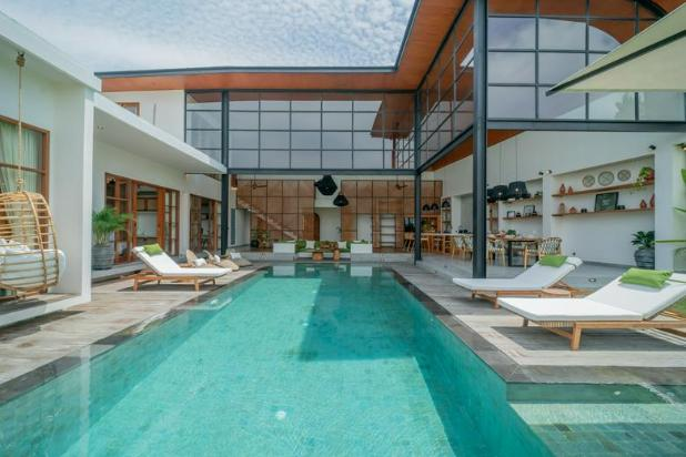 UPCOMING FIVE BEDROOMS VILLA IN PERERENAN WITH PRICE START FROM USD 580,000