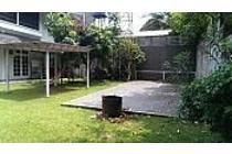 Rumah luas,posisi hook siap huni di Duren Tiga Pancoran Jakarta Selatan