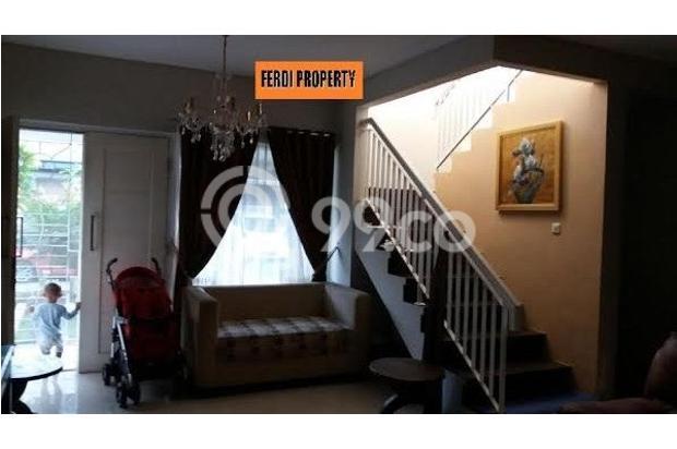 Rumah nyaman bagus 2 lantai bangunan baru raffles Hills Cibubur 7670969
