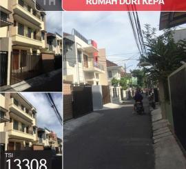 Rumah Duri Kepa, Jakarta Barat, 6x12,2m, 3 Lt, SHM