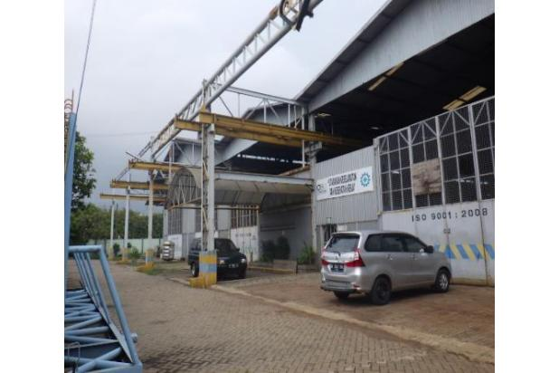 Rp24,4mily Pabrik Dijual