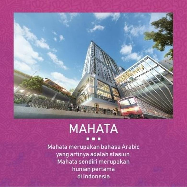 Jual apartemen Mahata serpong