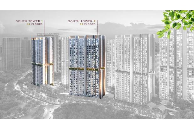 Rp2,83mily Apartemen Dijual