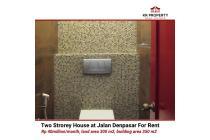 KR Property - Disewa Two Storey House di Jalan Denpasar 081280005435