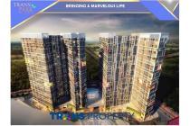 Dijual Apartemen 2BR Nyaman Strategis di Trans Park Cibubur Depok