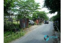Tanah di seturan Murah Rp 6 jt/m cocok untuk Usaha Kuliner View Sawah