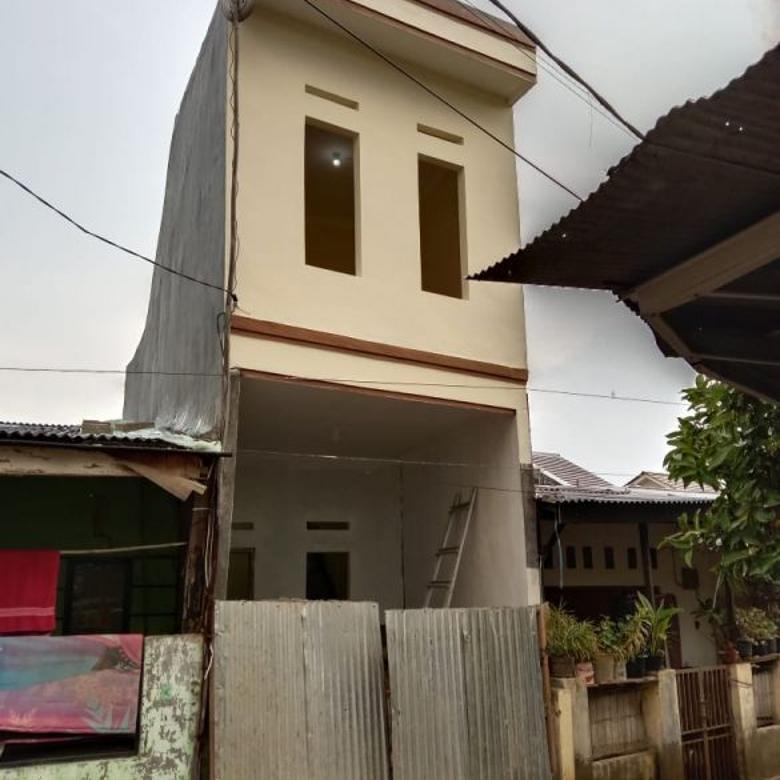 Rumah tahap renov harga cash murah bintara jaya(J0305)