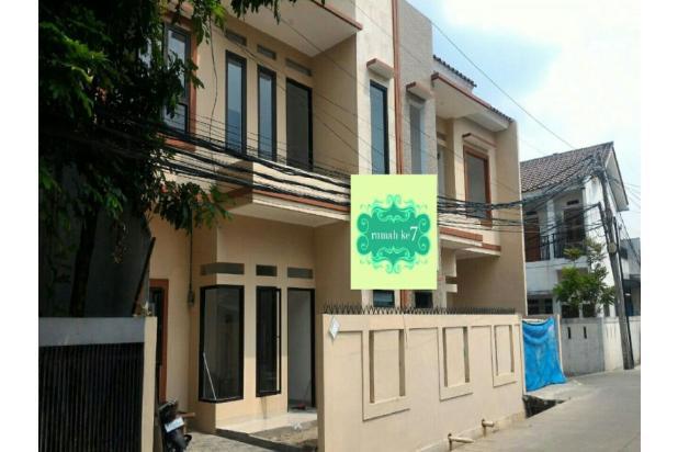 Rumah Baru 2 Unit 2 Lantai jalan muat 2 mobil Jagakarsa 12396830