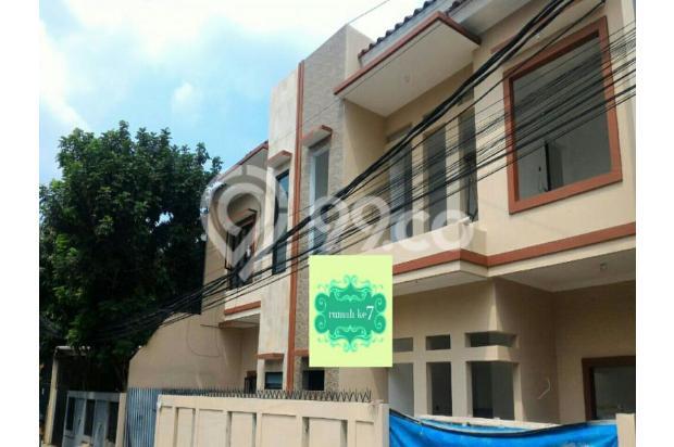 Rumah Baru 2 Unit 2 Lantai jalan muat 2 mobil Jagakarsa 12396856