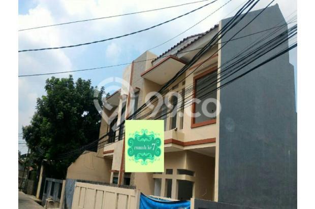Rumah Baru 2 Unit 2 Lantai jalan muat 2 mobil Jagakarsa 12396857