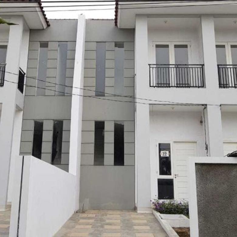 Dijual Rumah Baru Lokasi Strategis di Cendrawasih Residence