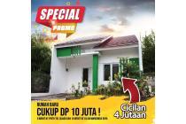 Rumah Modern Design Minimalis di Bukit Savanna Depok