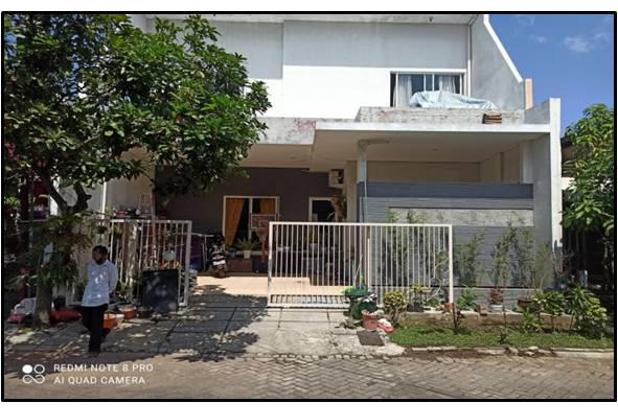 Rumah, SHM, di Perumahan Griya Santha Blok I No. 301, Kel. Mojolangu, Kec. Lowokwaru, Kota Malang