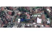 Tanah Pinggir Jalan Batutulis Bogor Dekat Akses Tol
