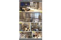 Apartemen Loteng 1 Bed Cambio Lofts At Alam Sutera,Serpong,BSD,Tangerang