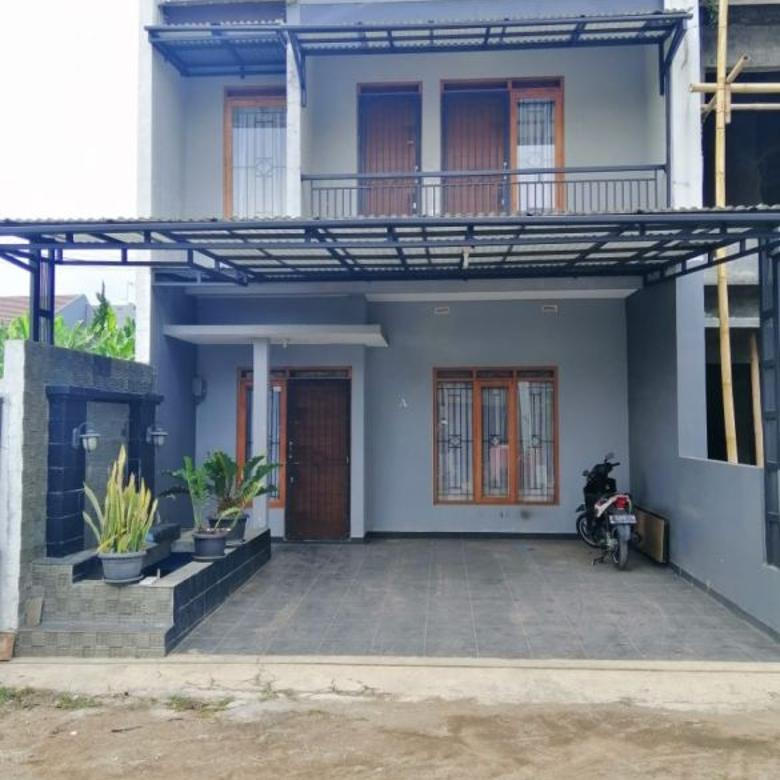 Hunian dengan nuansa alam di Bandung Barat GRAND DIPALAYA