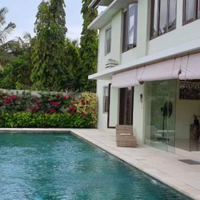 Villa Luxury ubud view sawah