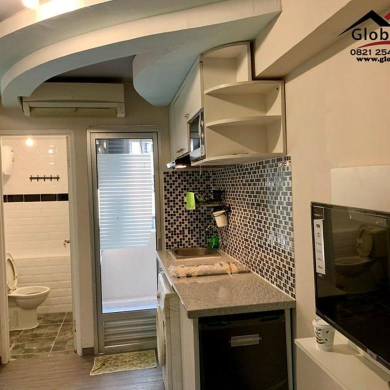 INFO-Furnish 2BR baru Renov,lantai 8 Apartemen Kalibata City.