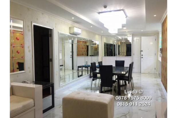 Apartemen french walk MOI kelapa gading furnished baru lantai marmer 7857514