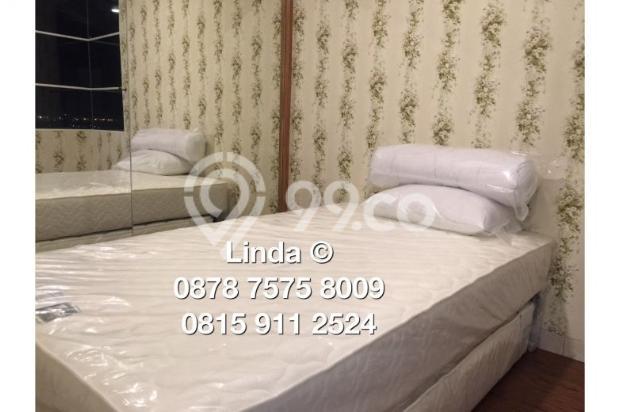 Apartemen french walk MOI kelapa gading furnished baru lantai marmer 7857516