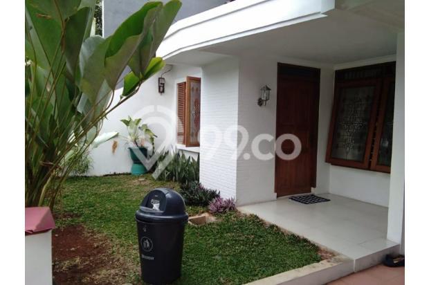 jual rumah siap huni jl kenari bintaro sektor 2 bagus furnish 20433484
