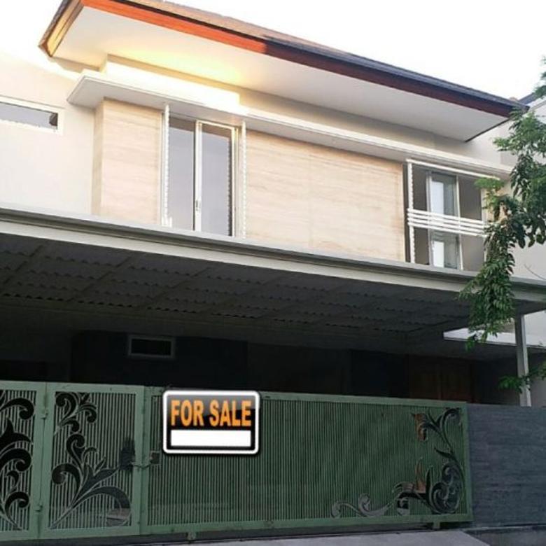 Dijual Rumah ARAYA Surabaya
