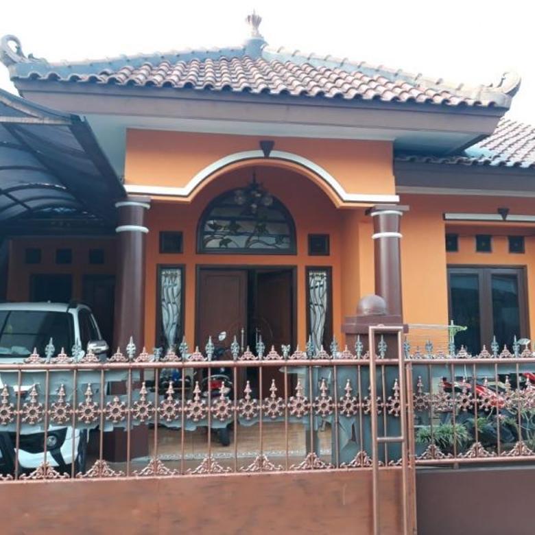 Dijual Rumah di JL Maluku Pondok Pucung Tangerang Selatan BIntaro DW 549