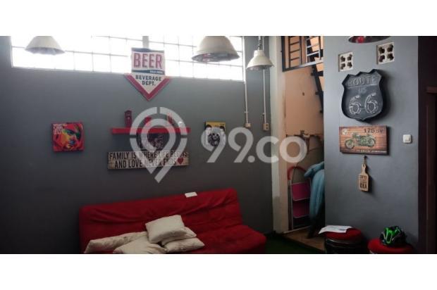 rumah full furnished + ac, kota bali residence bandung 16845659