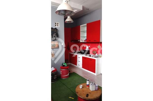 rumah full furnished + ac, kota bali residence bandung 16845662