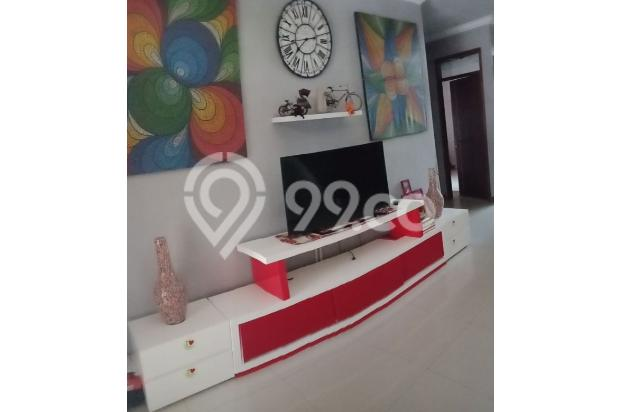 rumah full furnished + ac, kota bali residence bandung 16845664
