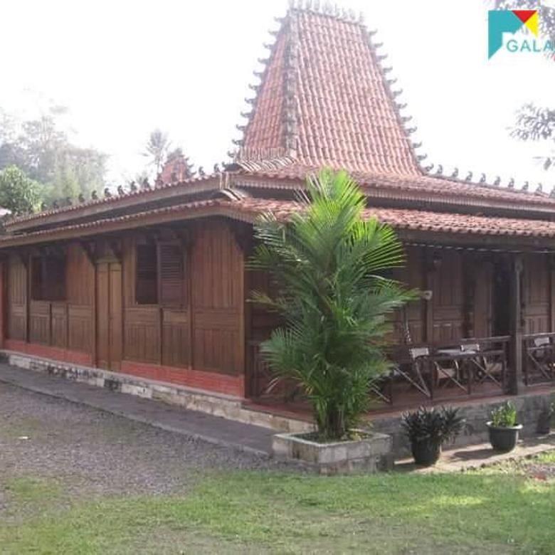 Rumah Villa Full kayu jati +Kamar Kost dago Bandung