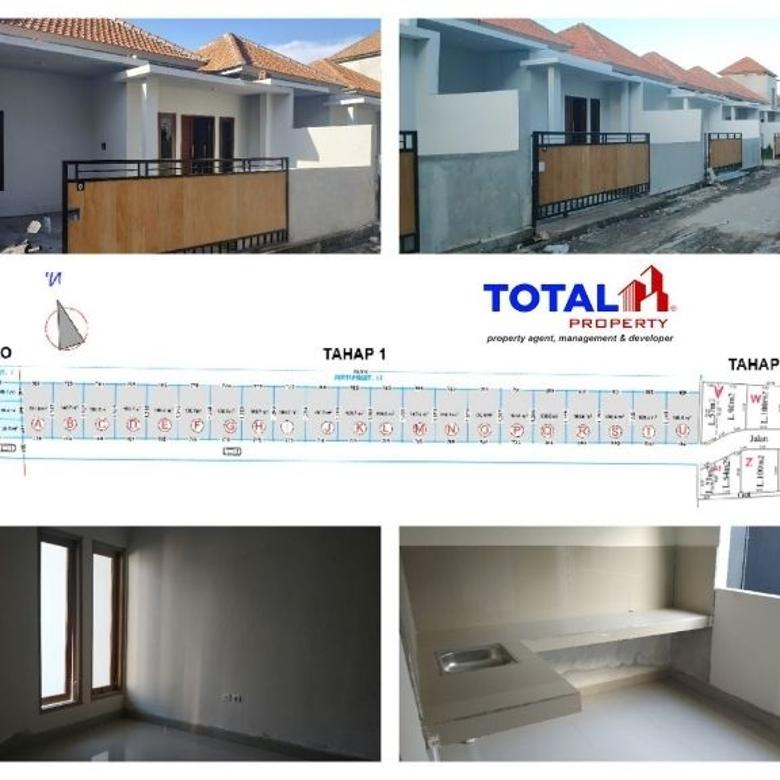 Dijual Rumah 60/100 harga 900 juta di Tukad Balian Renon Sanur