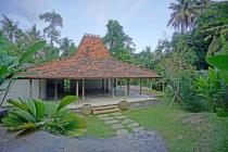 V1.173 - A house in traditional Joglo design, Location: South Ubud