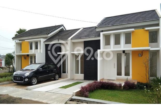 rumah siap huni di cibinong bogor tdp 15jt gratis semua biaya 13584138