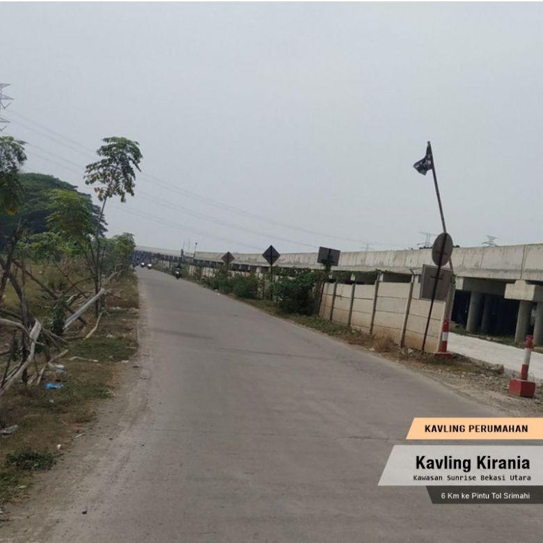 Tunda Beli Tanah Kian Naik Saja, Area Tol JORR 2 Bekasi: Korti