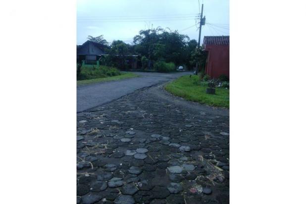 Dijual Tanah Murah Sleman, Lokasi HOOK 2 Muka di Maguwoharjo Sleman 12273408