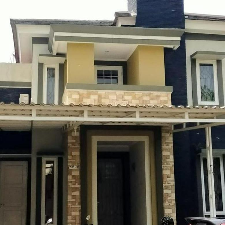 Rumah Nyaman di Graha Raya cluster Valencia Bintaro