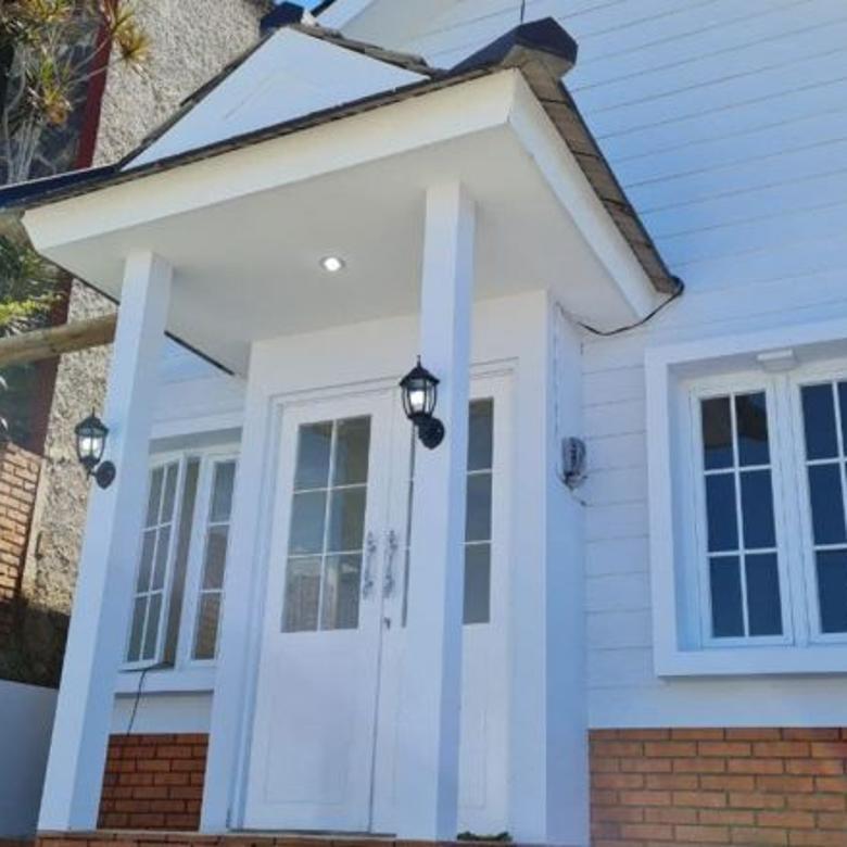 PROMO Rumah Nuansa Villa 2 Lantai di lembang dkt Cimahi Utara