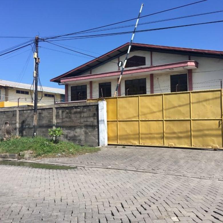 Gudang dijual di Suri Mulia Margomulyo Surabaya, Harga Nego