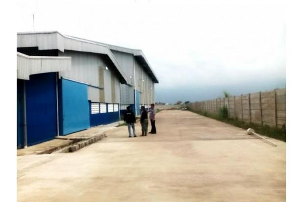 bangunan baru cocok untuk gudang pabrik kantor workshop di jalan raya