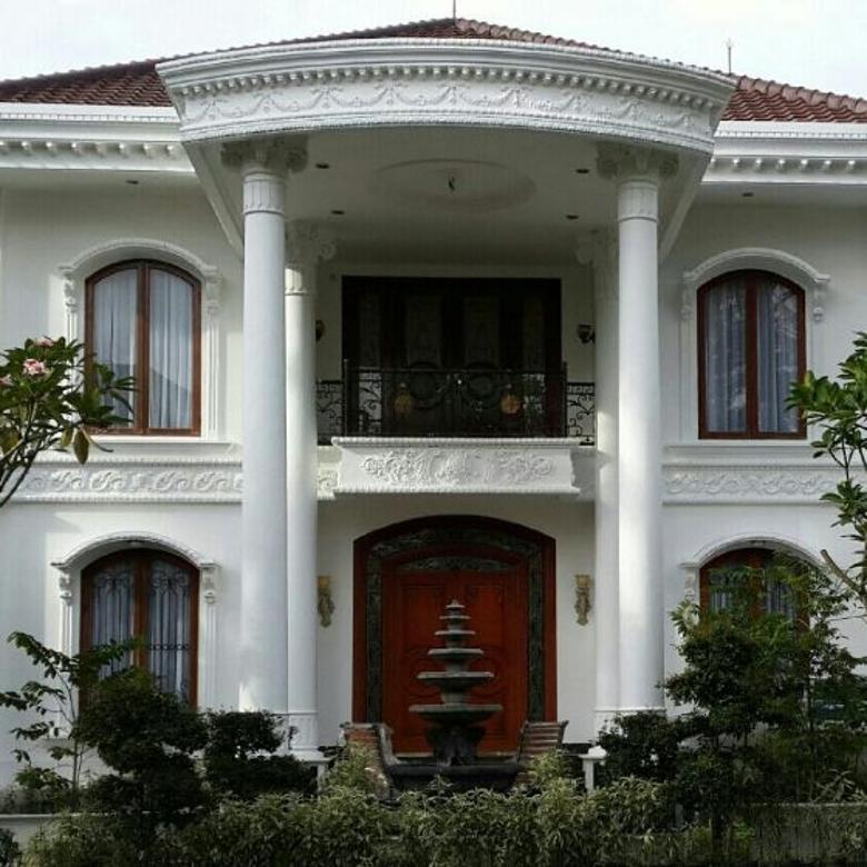 Rumah mewah kawasan elit di BSD