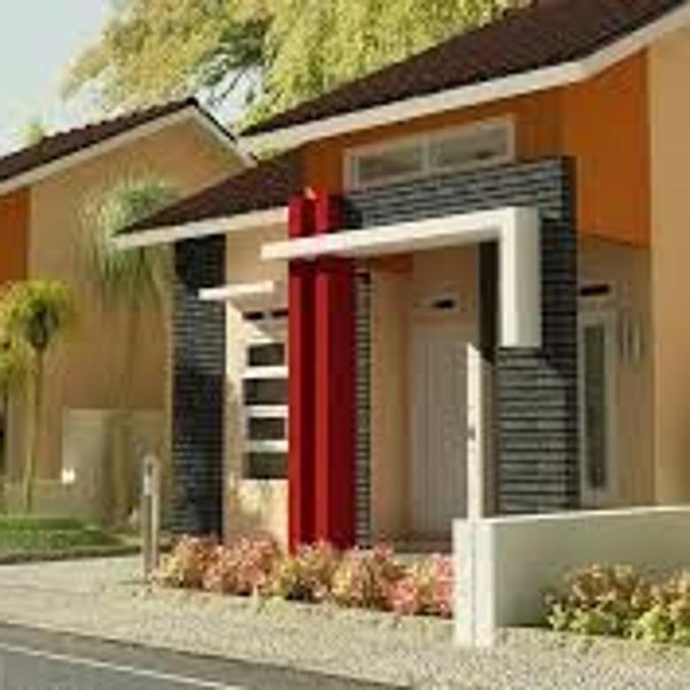 segera dibangun rumah murah tepi jalan sungai raya dalam type 50.
